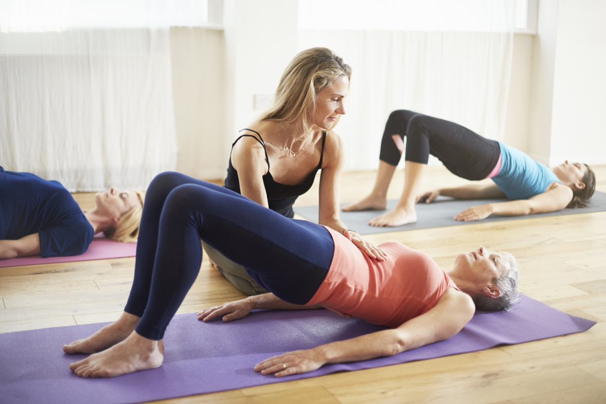 Pilates for COPD