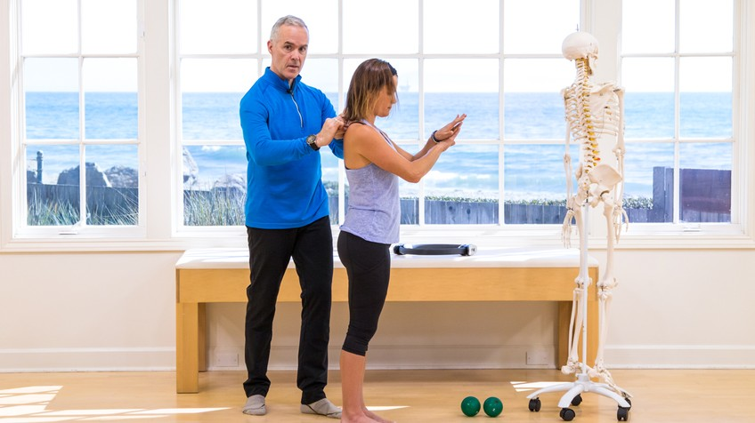 Improving Thoracic Mobility with Pilates